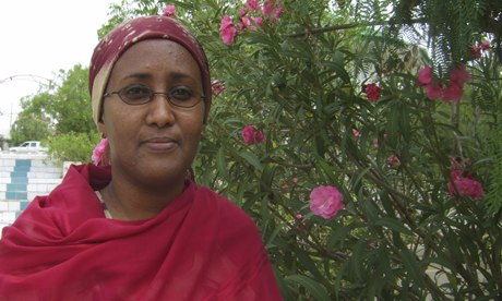 MDG : Women's empowerment in Somaliland : Suad Abdi