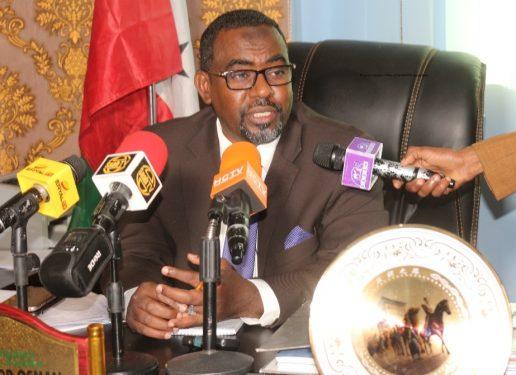 Cabdilaahi Abokor Cismaan, Wasiirka Gaadiidka iyo Horumarinta Jidadka Somaliland